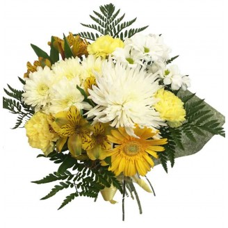 Spring Yellow Bouquet