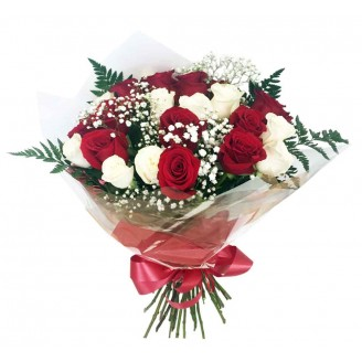 Double Love Bouquet