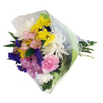 Mixed Cheerful Bouquet