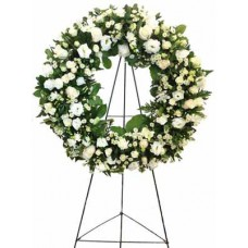 Pure memory wreath