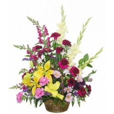 Sincere Condolences Basket