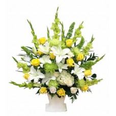 Golden Grace Arrangement