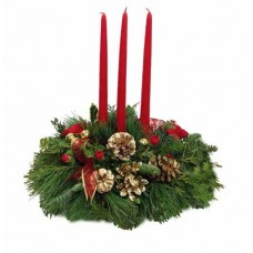 Christmas Holiday Centerpiece