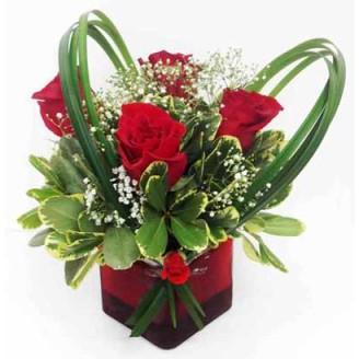Sweet Heart Bouquet