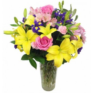 Brighten Your Days Bouquet