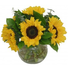 Simple Sunshine Bouquet