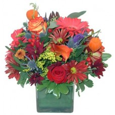 Graceful Fall Bouquet