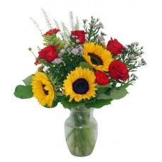 Sunny Day Happiness Bouquet