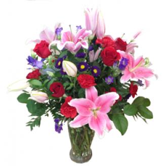 Elegant Beauty Bouquet