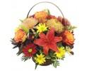 Autumn Inspired Basket