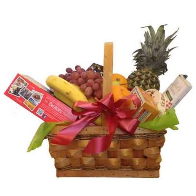 Best Wishes Gourmet Basket