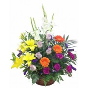 Sympathy and Peace Basket
