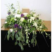 Remembrance Arrangement for Urn