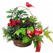 Christmas Missing You Basket