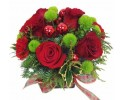 Holiday Warmth Bouquet