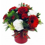 Christmas Red Bouquet