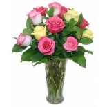 Joy Friendship Rose Bouquet