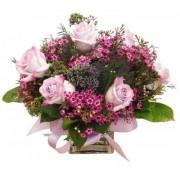 Purple Fancy Bouquet