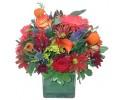 Graceful Fall Bouquet