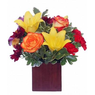 Vibrant Moment Bouquet
