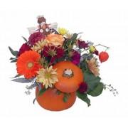 Pumpkin Harvest Bouquet